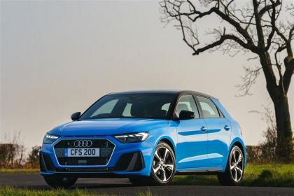 Audi A1 Hatchback 30 Sportback 5Dr 1.0 TFSI 110PS Sport 5Dr Manual [Start Stop] [Technology]