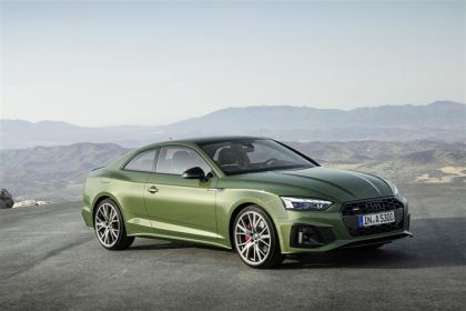 Audi A5 Coupe 40 Coupe 2Dr 2.0 TFSI 204PS Edition 1 2Dr S Tronic [Start Stop] [Comfort Sound]