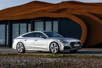 Audi A7 Hatchback RS7 Sportback quattro 5Dr 4.0 TFSI V8 600PS Carbon Black 5Dr Tiptronic [Start Stop]