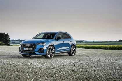 Audi Q3 SUV 35 Sportback 5Dr 1.5 TFSI CoD 150PS Black Edition 5Dr Manual [Start Stop] [Comfort Sound]
