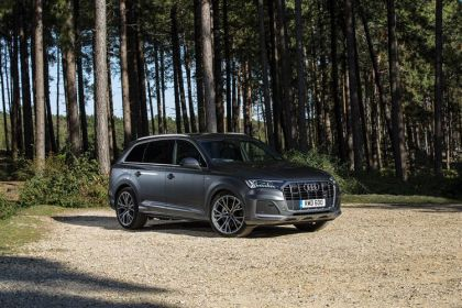 Audi Q7 SUV 60 SUV quattro 5Dr 3.0 TFSIe V6 PHEV 17.9kWh 462PS Competition 5Dr Tiptronic [Start Stop]