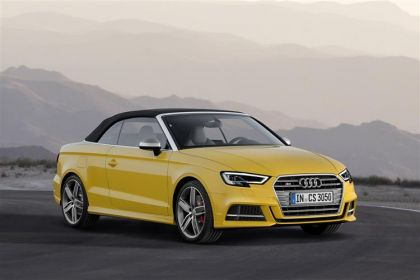 Audi A3 Convertible 35 Cabriolet 2Dr 1.5 TFSI 150PS Sport 2Dr Manual [Start Stop] [Technology]