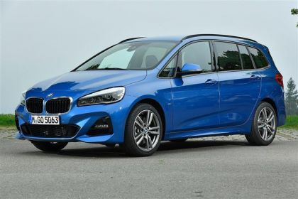 BMW 2 Series Tourer MPV 220 Active Tourer 2.0 d 190PS Luxury 5Dr Auto [Start Stop]
