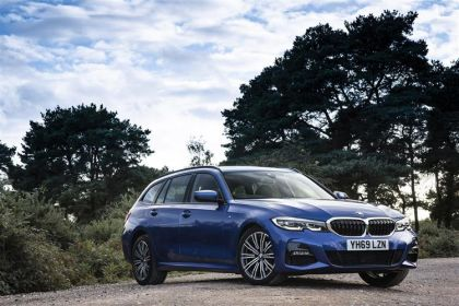 BMW 3 Series Estate 320 Touring 2.0 i 184PS M Sport Plus Edition 5Dr Auto [Start Stop]
