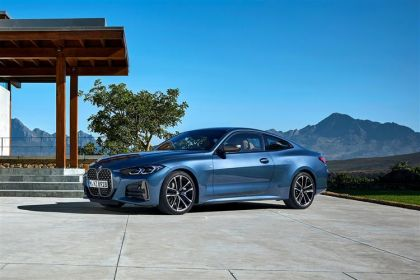 BMW 4 Series Coupe 420 xDrive Coupe 2.0 d MHT 190PS M Sport 2Dr Auto [Start Stop] [Pro]