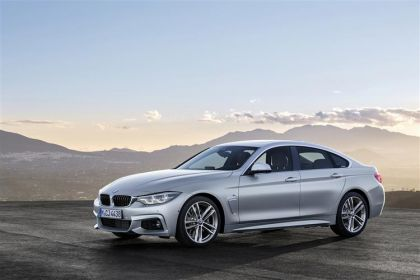 BMW 4 Series Hatchback 420 Gran Coupe 2.0 d 190PS Sport 5Dr Auto [Start Stop]