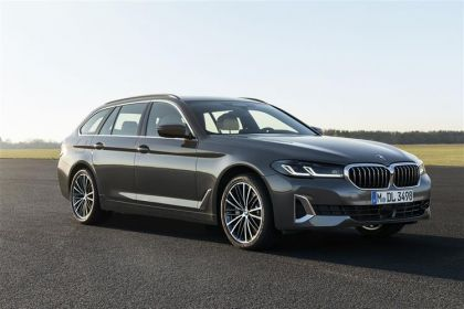 BMW 5 Series Estate 520 Touring 2.0 d MHT 190PS M Sport 5Dr Steptronic [Start Stop]