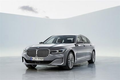 BMW 7 Series Saloon 740 Saloon 3.0 i 340PS  4Dr Auto [Start Stop]