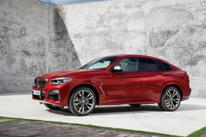 BMW X4 SUV xDrive20 SUV 2.0 d MHT 190PS M Sport X 5Dr Auto [Start Stop] [Plus]