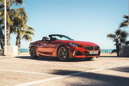 BMW Z4 Convertible M40 sDrive Convertible 3.0 i 340PS  2Dr Auto [Start Stop]