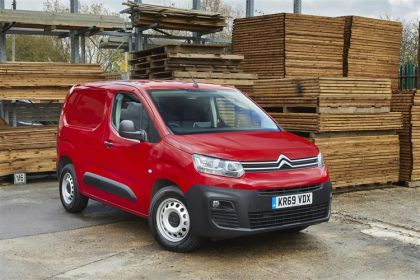 Citroen Berlingo Van M 1000Kg 1.5 BlueHDi FWD 100PS Enterprise Van Manual