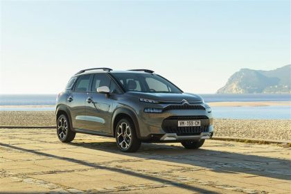 Citroen C3 Aircross SUV SUV 1.2 PureTech 110PS Shine 5Dr Manual [Start Stop]