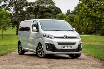 Citroen SpaceTourer MPV M 5Dr 2.0 BlueHDi FWD 145PS Business MPV EAT [Start Stop] [9Seat]