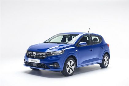 Dacia Sandero Hatchback Hatch 5Dr 1.0 TCe Bi-Fuel 100PS Comfort 5Dr Manual [Start Stop]