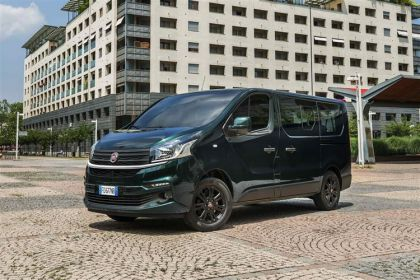 Fiat Talento Van LWB 12 2.0 Multijet FWD 145PS Sportivo Van Manual [Start Stop]