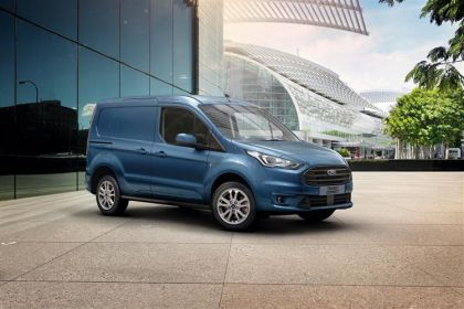 Ford Transit Connect Van 220 L1 1.5 EcoBlue FWD 100PS Leader Van Auto [Start Stop]