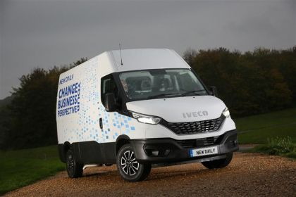 Iveco Daily Chassis Cab 35C 3750 DRW 2.3 D HPI 16V DRW 156PS Business Chassis Cab HiMatic [Start Stop]