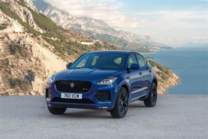 Jaguar E-PACE SUV SUV AWD 2.0 d MHEV 163PS  5Dr Auto [Start Stop]