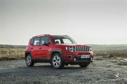Jeep Renegade SUV SUV 1.0 GSE T3 120PS Night Eagle 5Dr Manual [Start Stop]