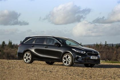 Kia Ceed Estate ProCeed Shooting Brake 5Dr 1.4 T-GDI 138PS GT Line S 5Dr DCT [Start Stop]