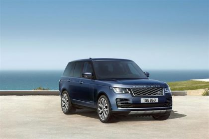 Land Rover Range Rover SUV LWB SUV 3.0 D MHEV 350PS SVAutobiography 5Dr Auto [Start Stop]