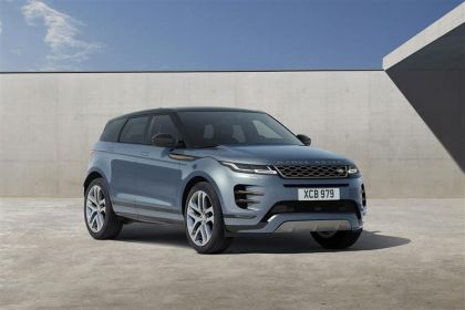 Land Rover Range Rover Evoque SUV SUV 5Dr FWD 2.0 D 163PS S 5Dr Manual [Start Stop]