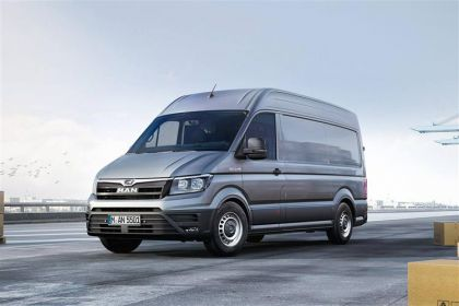 MAN TGE Van High Roof 3.180 3.5t Extra Long FWD 2.0 d BiTurbo FWD 177PS  Van High Roof Manual [Start Stop]