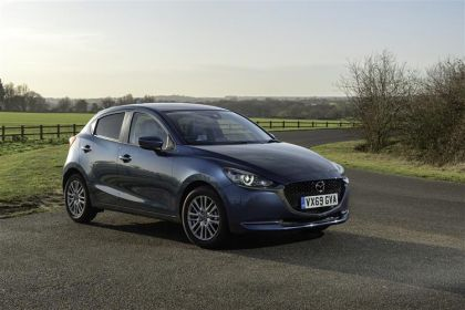 Mazda Mazda2 Hatchback Hatch 5Dr 1.5 SKYACTIV-G MHEV 90PS 100th Anniversary Edition 5Dr Manual [Start Stop]