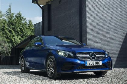 Mercedes-Benz C Class Saloon C180 Saloon 1.6  156PS S 4Dr Manual