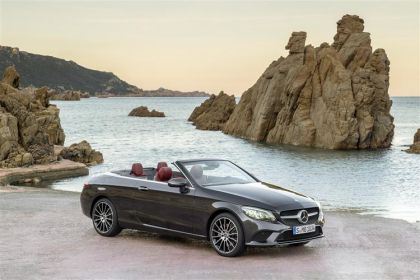 Mercedes-Benz C Class Convertible C200 Cabriolet 1.5 MHEV 198PS AMG Line Edition 2Dr G-Tronic+ [Start Stop]