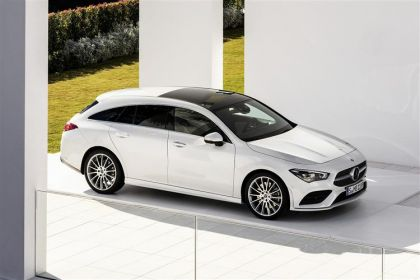 Mercedes-Benz CLA Estate CLA200 Shooting Brake 1.3  163PS AMG Line 5Dr 7G-DCT [Start Stop]