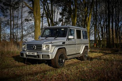 Mercedes-Benz G Class SUV G400 SUV 3.0 d 330PS AMG Line Premium Plus 5Dr G-Tronic [Start Stop]
