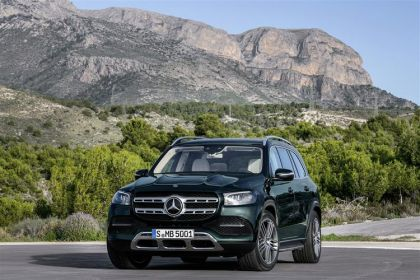 Mercedes-Benz GLS SUV AMG GLS63 SUV 4MATIC+ 4.0 V8 MHEV 634PS AMG Night Edition 5Dr SpdS TCT [Start Stop]
