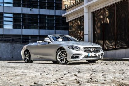 Mercedes-Benz S Class Convertible S560 Cabriolet 4.0 V8 BiTurbo 469PS Grand Edition 2Dr G-Tronic [Start Stop]