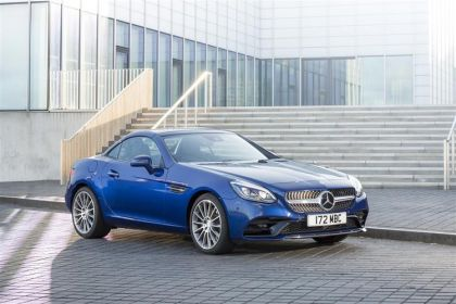 Mercedes-Benz SLC Convertible AMG SLC43 Coupe Convertible 3.0 V6 390PS Final Edition Premium 2Dr G-Tronic [Start Stop]