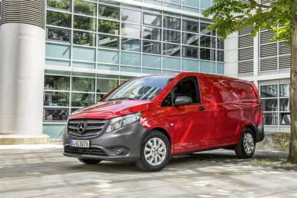 Mercedes-Benz Vito Crew Van 110 L3 FWD 1.7 CDi FWD 102PS Pure Crew Van Manual [Start Stop]