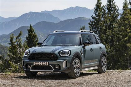 MINI Countryman SUV Cooper S 2.0  178PS Exclusive 5Dr Steptronic [Start Stop] [Comfort Nav Plus]