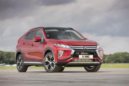 Mitsubishi Eclipse Cross SUV SUV 4wd 1.5 T 163PS Dynamic 5Dr CVT [Start Stop]
