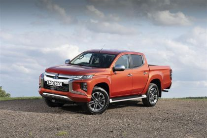 Mitsubishi L200 Pickup Pick Up Double Cab 4wd 2.2 DI-D 4WD 150PS Trojan Pickup Double Cab Manual [Start Stop]