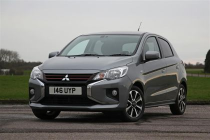 Mitsubishi Mirage Hatchback Hatch 5Dr 1.2  71PS Design Pro 5Dr Manual [Start Stop]