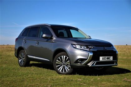Mitsubishi Outlander SUV PHEV SUV 2.4 h TwinMotor 13.8kWh 224PS Dynamic Safety 5Dr CVT [Start Stop]