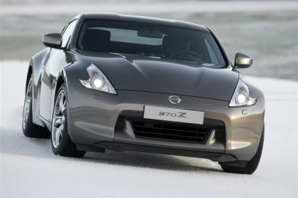 Nissan 370Z Coupe Coupe 3Dr 3.7 V6 328PS GT 3Dr Manual