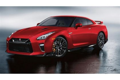 Nissan GT-R Coupe Coupe 3.8 V6 570PS Recaro 2Dr Auto