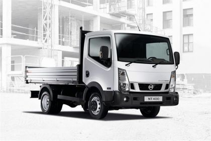 Lease Nissan NT400 Cabstar van leasing