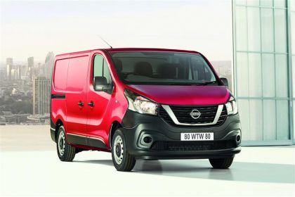Nissan NV300 Crew Van L2 30 2.0 dCi FWD 145PS Tekna Crew Van Manual [Start Stop]