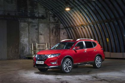 Nissan X-Trail SUV SUV FWD 1.7 dCi 150PS Visia 5Dr Manual [Start Stop] [7Seat]