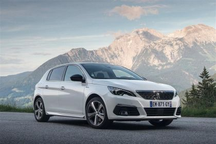 Peugeot 308 Hatchback Hatch 5Dr 1.2 PureTech 110PS Active Premium 5Dr Manual [Start Stop]
