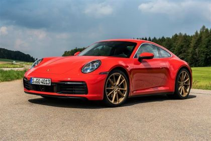Porsche 911 Coupe Coupe 3.0 T 450PS Carrera S 2Dr PDK [Start Stop]
