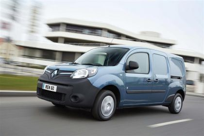 Renault Kangoo Van ML19 1.5 dCi ENERGY FWD 115PS Business Van Manual [Start Stop]