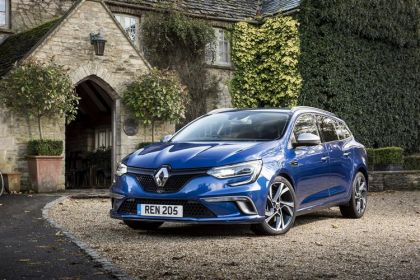 Renault Megane Estate Sport Tourer 1.5 Blue dCi 115PS Iconic 5Dr EDC [Start Stop]